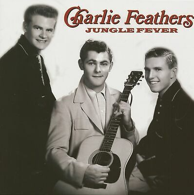 £10.25 • Buy Charlie Feathers - Jungle Fever (LP) - Vinyl Rock & Roll