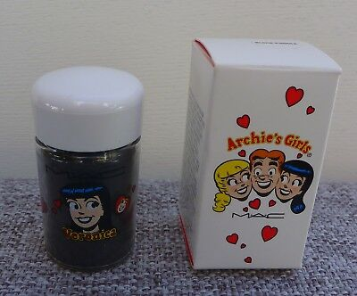 $18.46 • Buy MAC Archie's Girls Collection Pigment, #Black Poodle, Brand New In Box