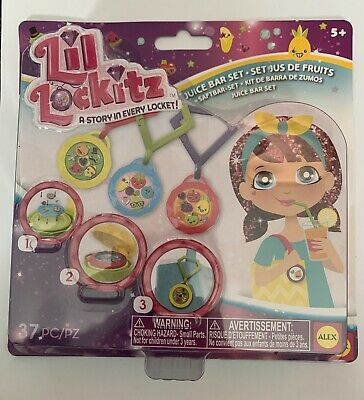 £4 • Buy Lil Lockitz Make Your Own Keychain & Clip Keyring Fun Toy Gift