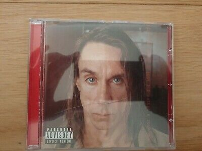 Iggy Pop : Avenue B CD 1999 • 2.89£