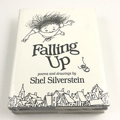 Lot 2 Shel Silverstein Falling Up, Where The Sidewalk Ends, LIKE NEW • 16.02£