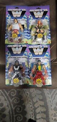 $95 • Buy Masters Of The Universe WWE Wave 5 Lot