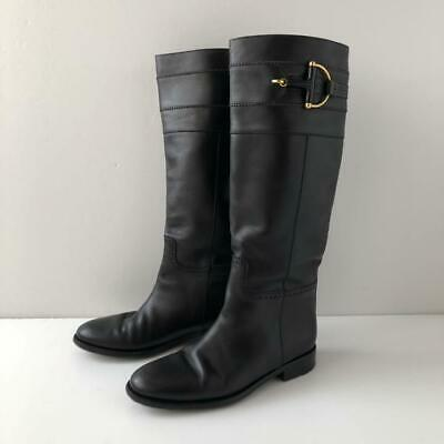 Gucci Leather Boots Size Women 8US • 437.29£