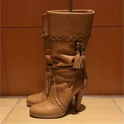 113 Gucci Boots 36 Size Women 6US • 192.84£