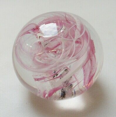 Small Langham Glass Paperweight - Made In England • 9.99£