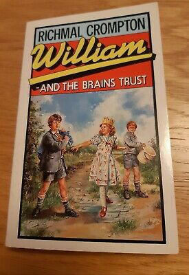 Richmal Crompton William And The Brains Trust (1989) Paperback  • 7.12£