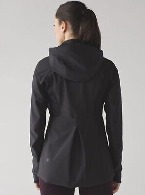 $ CDN200.26 • Buy Lululemon Sleet Sprinter Jacket Sz 10