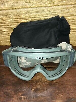 £14.28 • Buy ESS Surplus High Impact, Paintball, Hunting Goggles, Foliage Green