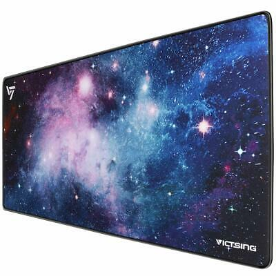 AU19.36 • Buy Washable Durable Extended Gaming Mouse Pad Large Keyboard Mat Stitched Edges