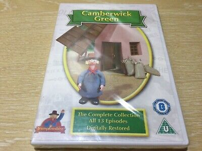 £12.99 • Buy Camberwick Green DVD The Complete Collection 13 Episodes New & Sealed