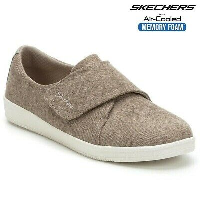£34.95 • Buy Womens Sketchers Madison Touch Close Slip On Memory Casual Shoes Trainers Size