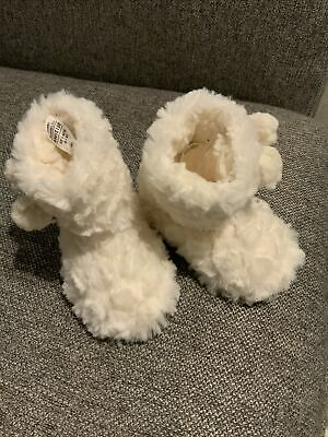 £4.50 • Buy 💝NEW, Girls M&S Slipper Boots, Infant 6, Will Combine Postage💝