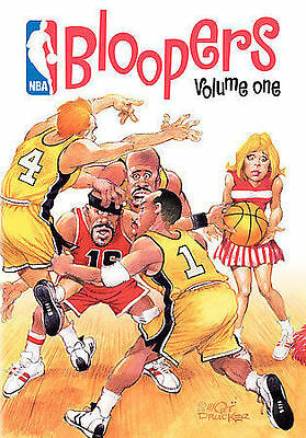 £3.59 • Buy NBA BLOOPERS DVD Brand New/ Factory Sealed