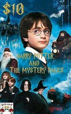 AU5 • Buy $5 Random Harry Potter Items From Our Store  !!will Not Disappoint!!