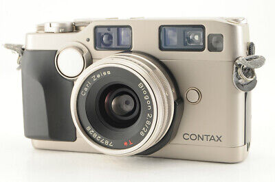 $ CDN1707.83 • Buy *Excellent* Contax G2 Body W/ G Biogon 28mm F2.8 Lens From Japan #5389