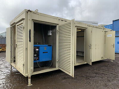 £8750 • Buy Portable Welfare Unit Site Cabin Office Canteen With Toilet