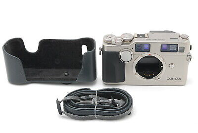 $ CDN1202.69 • Buy Excellent+++++ Contax G2 D 35mm Rangefinder Film Camera Body From Japan