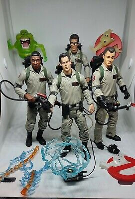 AU180 • Buy Ghostbusters Movie Figures Lot Mattel, Egon Winston Ray Peter Venkman & Slimmer