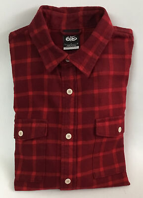$19.99 • Buy Preowned Nike 6.0 Heavyweight Flannel Shirt Size L