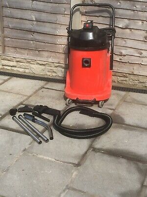 £145 • Buy NUMATIC NVDQ900-2 TWIN MOTOR Industrial Commercial Vacuum Cleaner Hoover 110V