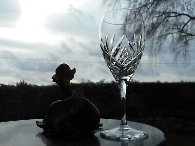 £13.95 • Buy Royal Doulton Crystal  JULIETTE  5 7/8    SHERRY Glass OR Glasses ( 1st )