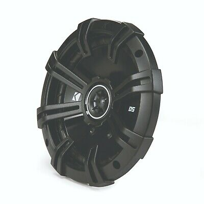 Kicker Audio DS 6.5  (160 Mm) Coaxial Speaker System ( Pair ) • 49.99£