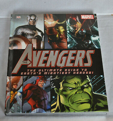 £3.99 • Buy Graphic Novel - The Avengers - The Ultimate Guide To Earths Mightiest Heroes