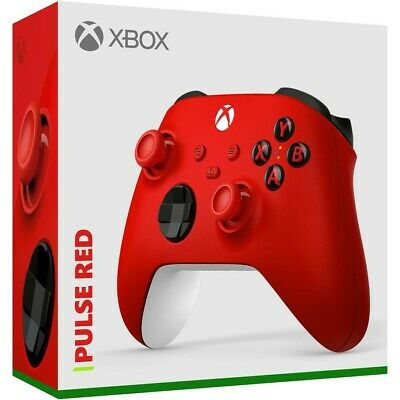 AU89 • Buy Xbox Wireless Controller - Pulse Red