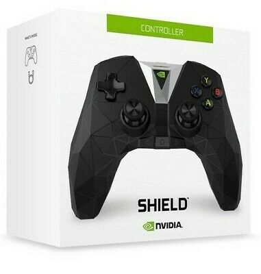 $ CDN69.99 • Buy NVIDIA SHIELD Controller Android Wired Or Bluetooth Gamepad Remote P2920 MINT