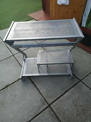 Metal IKEA Computer Desk • 9.10£