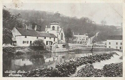 £3 • Buy Early 1900's Postcard Miller's Dale, Buxton. Posted.