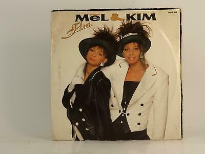 MEL AND KIM FLM (68) 2 Track 7  Single Picture Sleeve SUPREME RECORDS • 3.41£