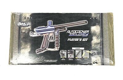 $ CDN504.91 • Buy 2004 WGP Paintball Marker Autococker Trilogy Players Kit RARE Open Box
