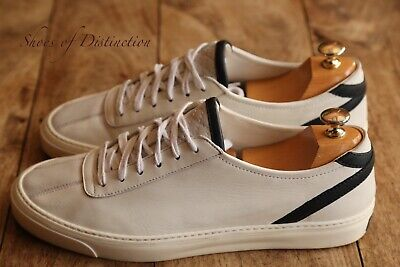 AU247.47 • Buy Men's Gucci White Leather Shoes Trainers Sneakers UK 9.5 US 10.5