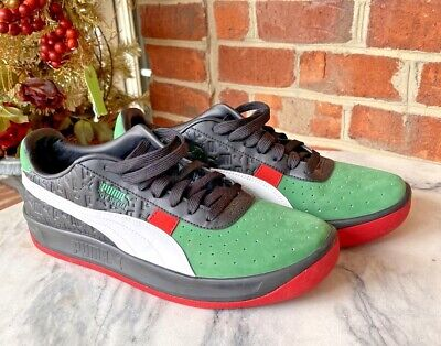 AU42.94 • Buy Puma GV Special Men's Shoes / Size 11  / Colors Green, Red, Black, White