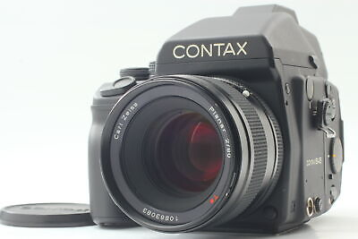 $ CDN5941.27 • Buy [Near MINT]CONTAX 645 Medium Format Film Camera T 80mm F2 Lens AE Finder Japan