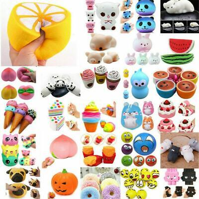 AU11.99 • Buy Stress Relief Fun Toy Squishy Squeeze Realistic AU Stock