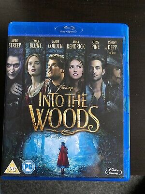 £4 • Buy Into The Woods [Blu-ray]
