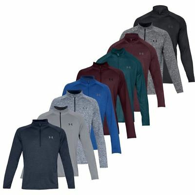 £29.95 • Buy Under Armour Mens UA Tech 1/2 Zip Sweater Mens Training Breathable GYM Top