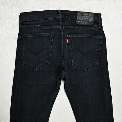 Mens LEVIS 519 Extreme Skinny Jeans Size W30 L30 Super Slim Fit Stretch Denim • 29.95£
