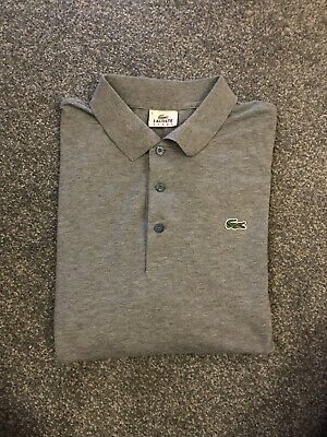 Lacoste Sport Long Sleeve Polo-Shirt  - Size 5 - Used (Near Perfect) • 9.50£