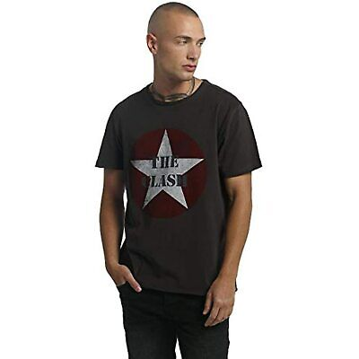£21.86 • Buy Clash T Shirt - Size S Star Logo Amplified Vintage Charcoal Small Tee