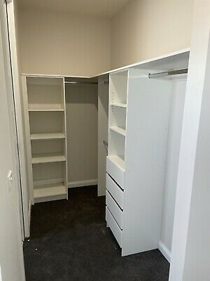 AU379 • Buy Wardrobe Insert Complete Package Assembled