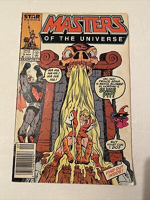 $9.99 • Buy Masters Of The Universe #3 Star Comics 1st App Hordak Newstand 1986 VF/VF-