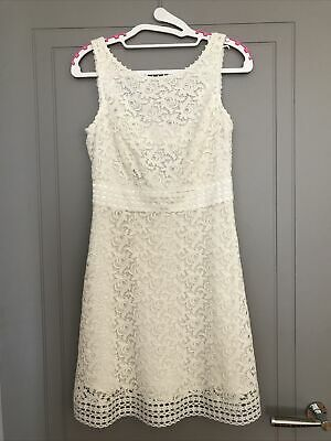 AU18.50 • Buy Forever New Lace A-Line Dress Size 8