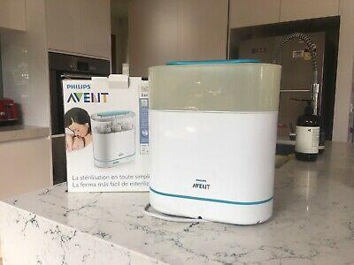 AU50 • Buy Philips Avent 3-in-1 Electric Steam Sterilizer