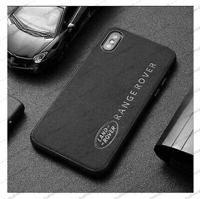 Motorsport Range Rover Faux Suede Alcantara Car IPhone Case Cover FAST DELIVERY! • 8.69£
