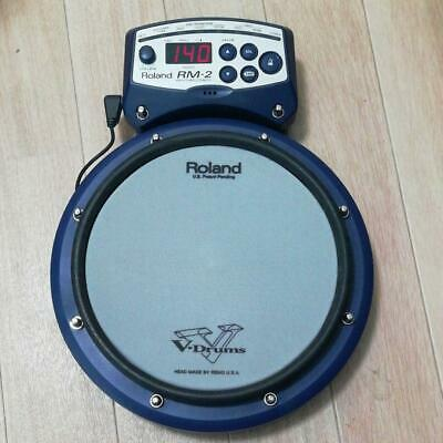 AU193.74 • Buy Roland RM-2 V-Drum Rhythm Coach Electronic Drum Pad