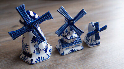 £35 • Buy Delft Pottery Windmill Collection