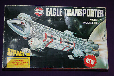 Airfix Space 1999 Eagle Transporter 1:72 Scale Model Kit 06174-8. • 75£